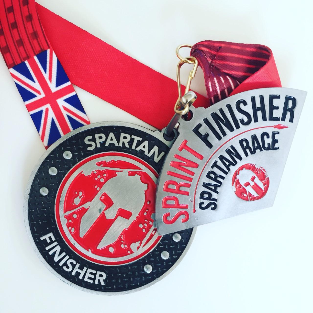 spartan-medal